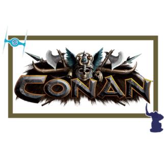Conan Miniatures Boardgame