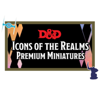 D&D Icons of the Realms (pre-painted)